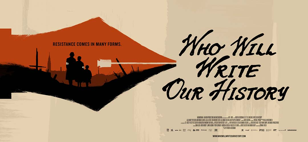 Who Will Write Our History: Documentary Film About The Warsaw Ghetto Archives Is Touring The World To Great Acclaim